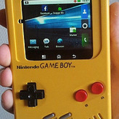 Gameboy Phone Project