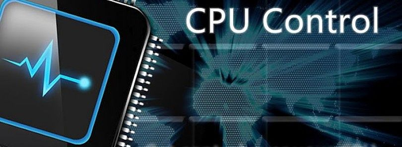 CPU Control Offers Alternative to Other CPU Apps