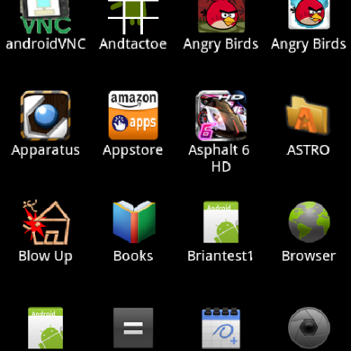 Modify Launcher2 to Allow 3D Drawer on Any Screen Size or Resolution