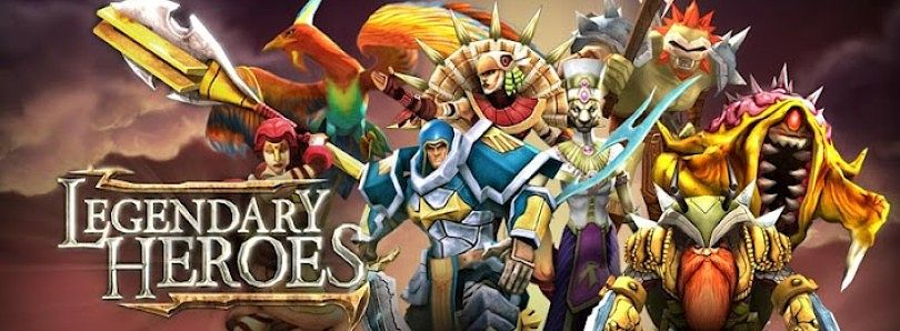 Legendary Heroes Released for Android