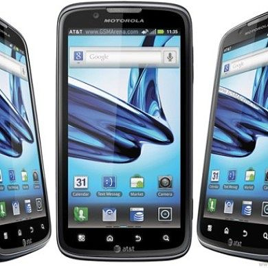Android 2.3.6 Gingerbread OTA Update Available for Motorola Atrix 2