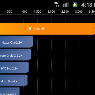 Sony Ericsson Users Can Alter Quadrant Scores With Simple Hack App