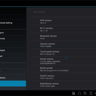 Asus Transformer Prime Update Rolling Out, First Impressions Seem Positive