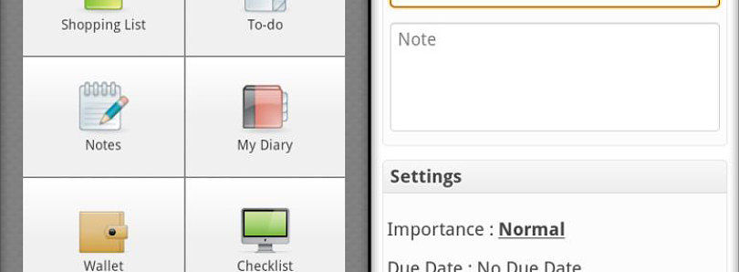 Keep Track of Your To-Do List With GobyNote