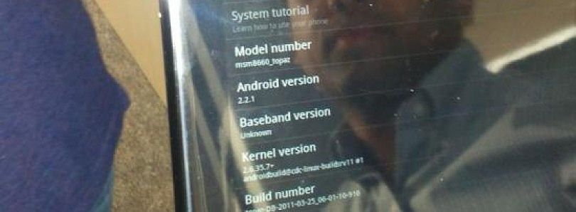 HP Releases Android Kernel For TouchPad