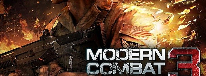 Modern Combat 3 Free for Samsung Galaxy S II Users