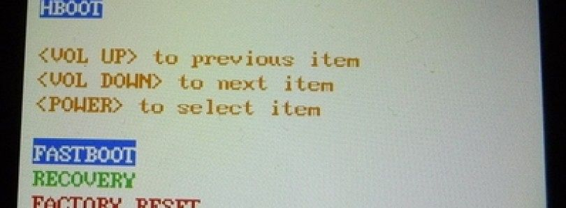Downgrade Desire S Without Using HTCdev.com