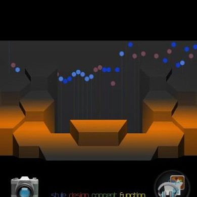 Skrillex Audio Visualizer Live Wallpaper Joins Deadmau5, Daft Punk; Commence Fist Pump