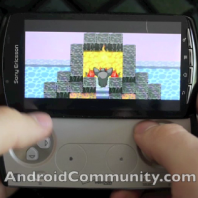 Get Japanese Game Loco Roco on the Xperia Play