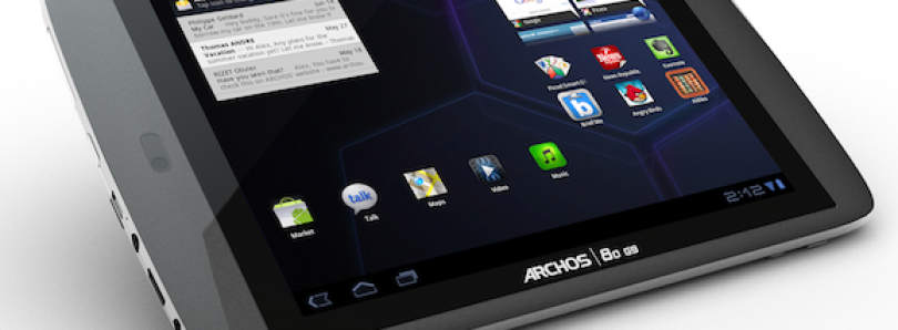 Load Ubuntu 11.10 on the Archos Gen8