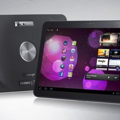 Gesture Control Gives Tablet Users Control Via Multi-Touch
