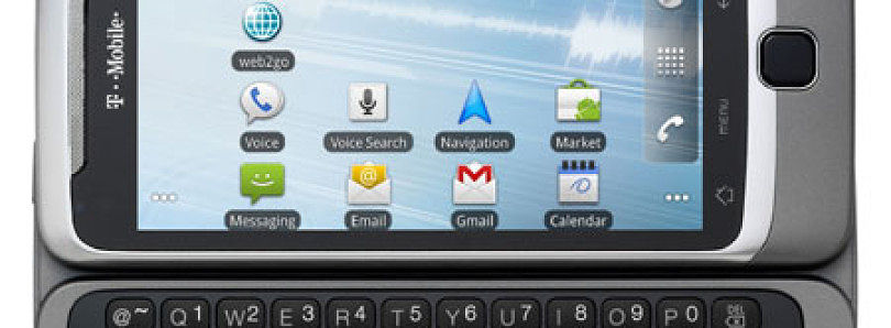 Custom HTC G2 Key Mapping Improves Hardware Keyboard