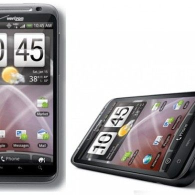 HTC Thunderbolt Receives Lackluster ICS Update