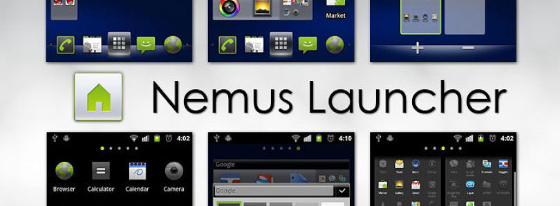 Nemus Launcher Brings Low Resource Consumption and Impressive Features