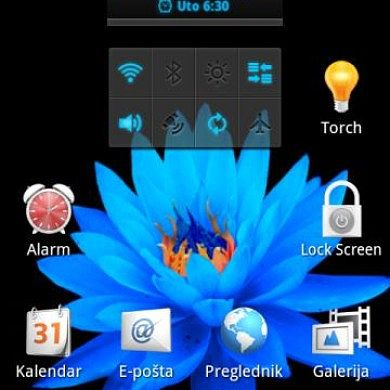 Modify Your Xperia Arc With Anywhere From 3 to 11 Home Screens