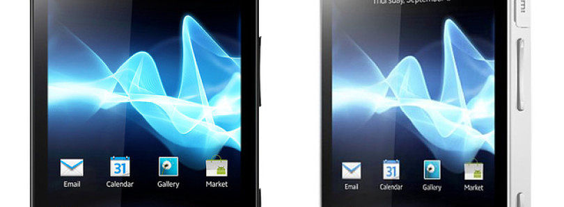 First Steps Towards Branding / De-Branding of the Xperia S