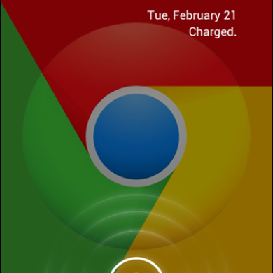 Make your ICS Lockscreen Look Like HC's on your Nexus S