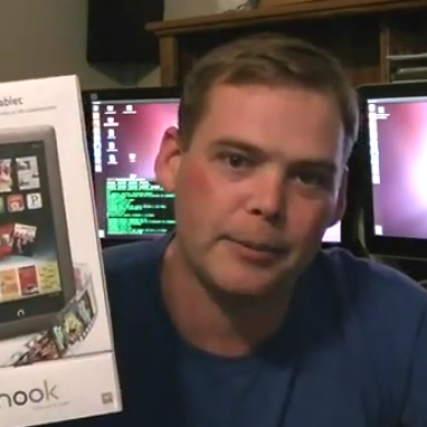 Nook Tablet Unboxed the XDA Way – XDA TV