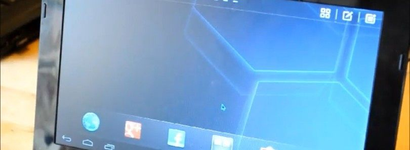 More Magic from the Android-x86 Project–ICS Ported to the Asus X101 Netbook