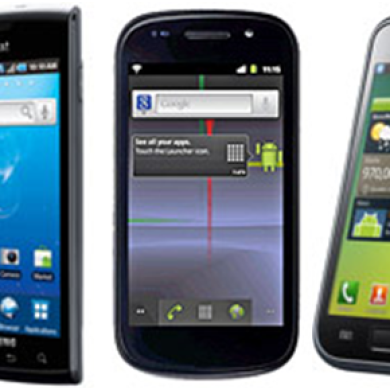 Samsung Galaxy S May Benefit From Nexus S Radio