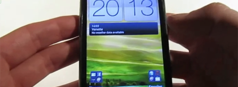 HTC One V ROM Ported to Desire HD and Desire S