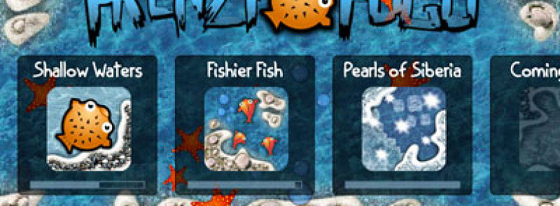 Eat All the Pearls Before Time Runs Out with Frenzy Fugu Fish