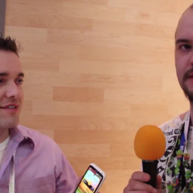 HTC's Jeff Gordon Shows Us the HTC One Line – XDA TV