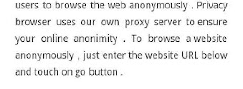 See What You Were Missing With Smartwebs' Privacy Browser