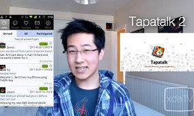 ICS Device Roll Out, Tapatalk 2 Beta, and More – XDA TV