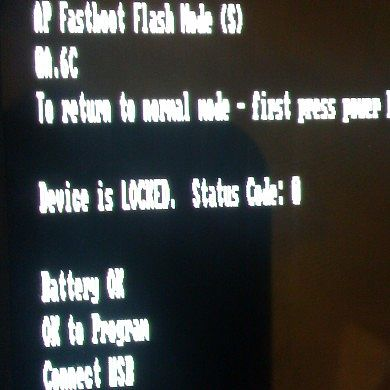 Enable Charging in AP Fastboot Mode for RAZR Without Factory Cables