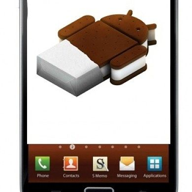 Get AOSP ICS ROMs on the Galaxy Note the Easy and Safe Way