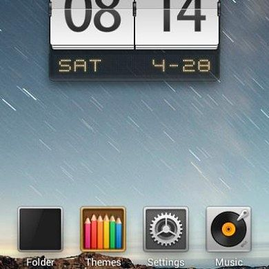 MIUI Launcher on Non-MIUI ROMs for Galaxy S II and Possibly Others