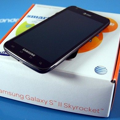 AT&T Skyrocket Fix For Galaxy Note Radio Woes