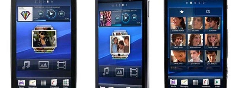 720p, 10 Mbps Video Recording for Much of the 2011 Xperia Lineup