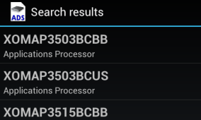 Access Any Datasheet on Your Android