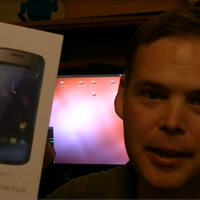 Galaxy Nexus Unboxed the XDA Way – XDA TV
