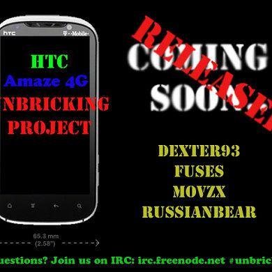 HTC Unbricking Project Exits Beta, Delivers Final Release