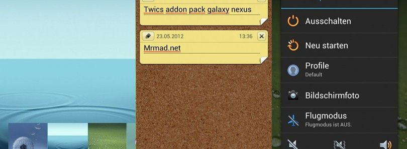 Galaxy Nexus Add-on Pack Brings Many Galaxy S III Delights