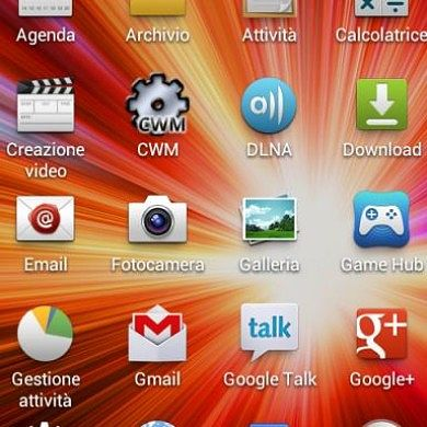 Samsung Galaxy S III Launcher Ported to Galaxy S II