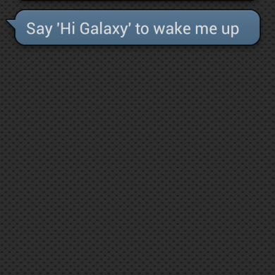 S Voice Back Again, the XDA Way