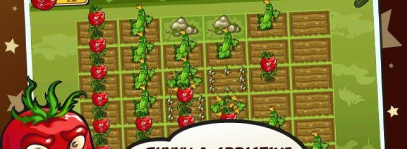 Play with Your Food with Garden Troopers