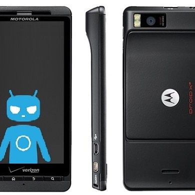 Extremely Alpha CM9 Arrives for the Droid X2