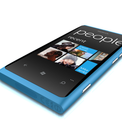 Nokia Lumia 800 Gets First Custom ROM!