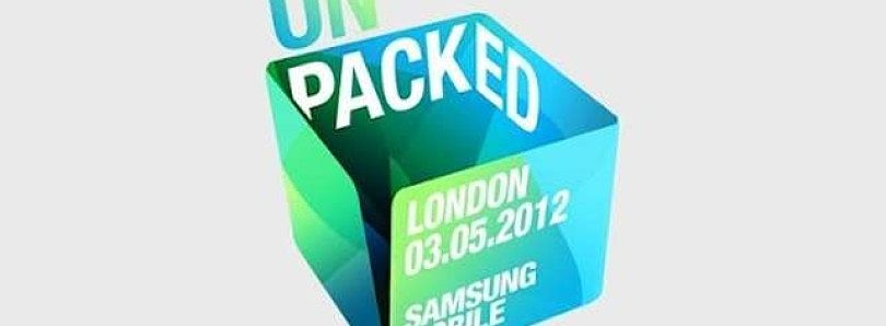 Live at Samsung Unpacked 2012 for the Galaxy S III Unveiling