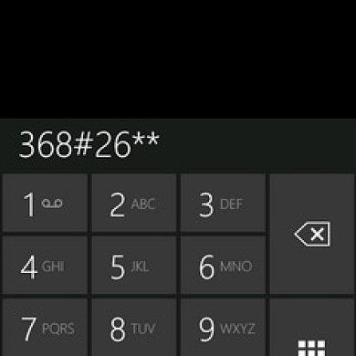 RapDialer–WP7 Dialing Done Right