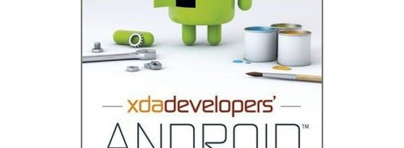 XDA-Developers Book Giveaway!