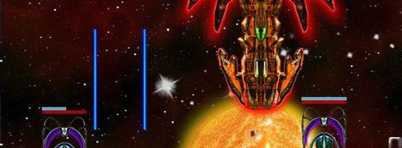 Annihilate the Enemy in Spaceship Commander