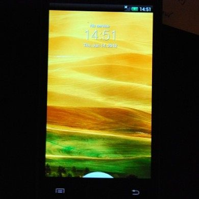 Sense 4.0 Booting on the International Galaxy S II