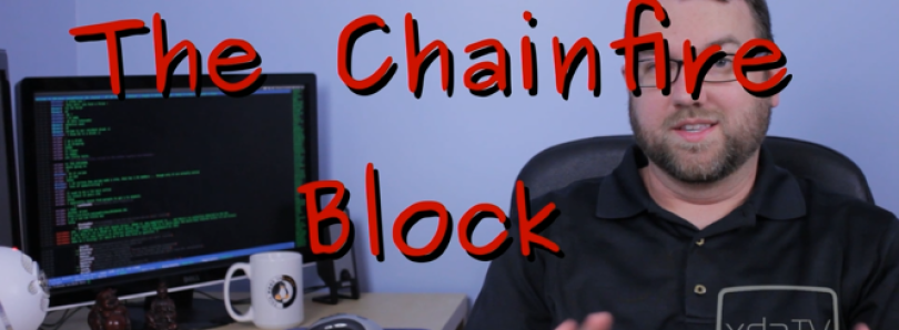 This Week in Development: The Chainfire Block – XDA TV