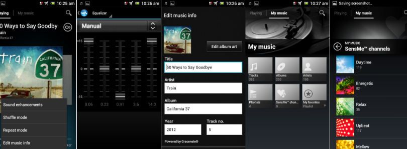 Sony Xperia Neo and Xperia S Receive ICS-Compatible Walkman App